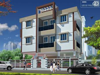 945 sqft, 2 bhk Apartment in Builder Project Thoraipakkam OMR, Chennai at Rs. 47.2500 Lacs