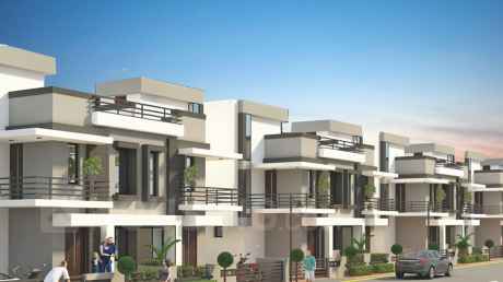 1628 sqft, 3 bhk Villa in Builder Nyalkaran Wisteriya Glory Kalali, Vadodara at Rs. 70.0000 Lacs