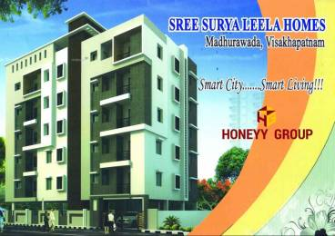 1100 sqft, 2 bhk Apartment in Builder Shree Surya Leela Homes Kommadi Road, Visakhapatnam at Rs. 29.7000 Lacs