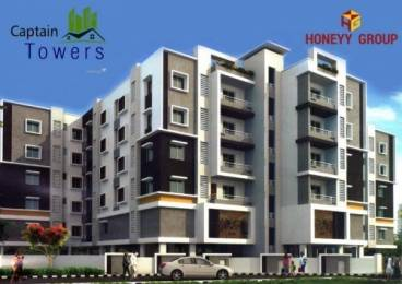 945 sqft, 2 bhk Apartment in Builder captain Towers Seethammadhara, Visakhapatnam at Rs. 52.9200 Lacs