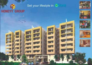 975 sqft, 2 bhk Apartment in MVV Ozone Madhurawada, Visakhapatnam at Rs. 29.2500 Lacs