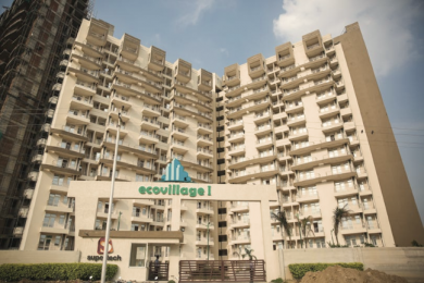 1232 sqft, 3 bhk Apartment in Builder supertech eco village 1 Greater noida, Noida at Rs. 10000