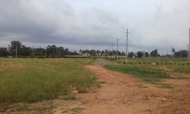 1500 sqft, Plot in Builder bsnl telecom layout bagalur Bagalur, Bangalore at Rs. 13.0350 Lacs