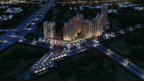 774 sqft, 2 bhk Apartment in Signature The Millennia Sector 37D, Gurgaon at Rs. 24.6000 Lacs