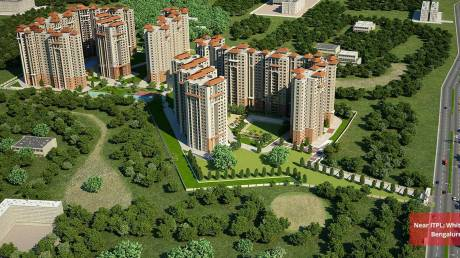 1011 sqft, 2 bhk Apartment in Skylark Ithaca KR Puram, Bangalore at Rs. 63.0000 Lacs
