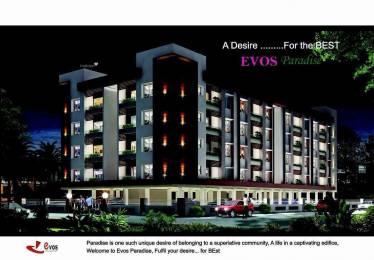 1169 sqft, 3 bhk Apartment in Evos Paradise Patrapada, Bhubaneswar at Rs. 57.9556 Lacs