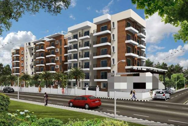 1300 sqft, 2 bhk Apartment in Builder Project Vijayanagar 4th Stage, Mysore at Rs. 63.3412 Lacs