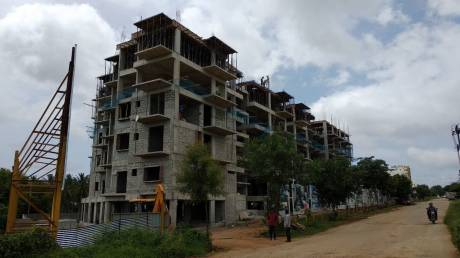 1370 sqft, 2 bhk Apartment in Builder Project Vijayanagar 4th Stage, Mysore at Rs. 67.0000 Lacs
