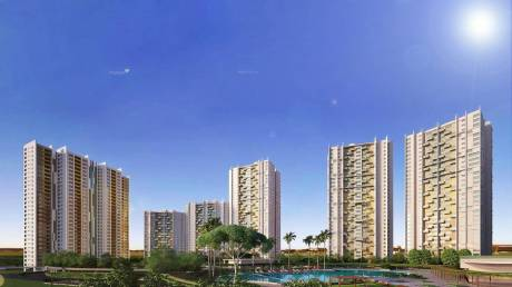1170 sqft, 3 bhk Apartment in Elita Garden Vista Phase 2 New Town, Kolkata at Rs. 70.3340 Lacs