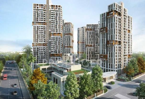 1738 sqft, 3 bhk Apartment in TATA Avenida New Town, Kolkata at Rs. 1.0863 Cr
