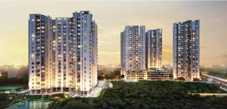 1100 sqft, 2 bhk Apartment in PS Ozone Phase II Narendrapur, Kolkata at Rs. 57.2000 Lacs