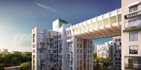 993 sqft, 2 bhk Apartment in Sugam Habitat Picnic Garden, Kolkata at Rs. 54.6150 Lacs