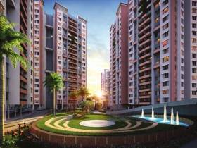 1,105 sq ft 3 BHK + 2T Apartment in Builder Siddha Happyville