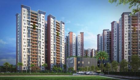 1105 sqft, 3 bhk Apartment in Builder Siddha Happyville Rajarhat, Kolkata at Rs. 38.6750 Lacs