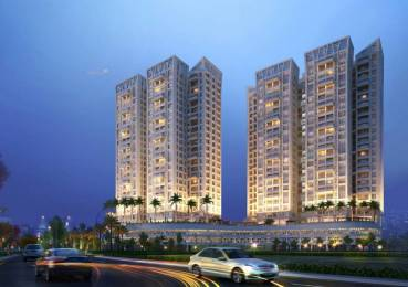 1882 sqft, 4 bhk Apartment in Alcove Flora Fountain Tangra, Kolkata at Rs. 1.1857 Cr