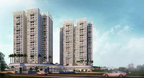 1133 sqft, 3 bhk Apartment in Alcove Flora Fountain Tangra, Kolkata at Rs. 71.3790 Lacs