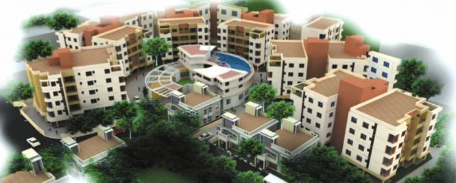 1165 sqft, 2 bhk Apartment in Ganguly 4 Sight Florence Garia, Kolkata at Rs. 58.3000 Lacs