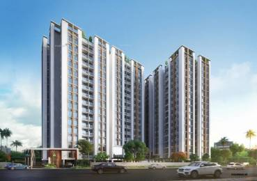 1030 sqft, 3 bhk Apartment in Rajat Avante Joka, Kolkata at Rs. 36.0500 Lacs