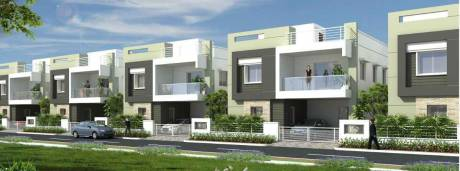 1257 sqft, 3 bhk Villa in Builder HORTUS VILLAS Whitefield Hope Farm Junction, Bangalore at Rs. 54.0000 Lacs