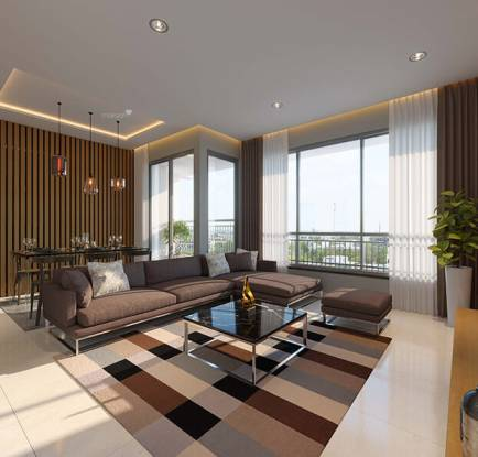 628 sqft, 1 bhk Apartment in Mahindra Roots Kandivali East, Mumbai at Rs. 1.1300 Cr