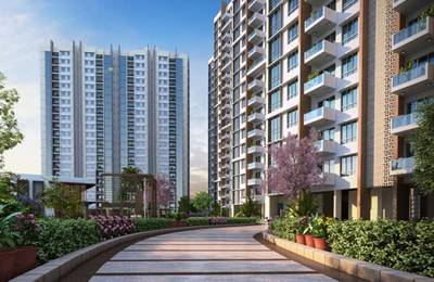 1384 sqft, 2 bhk Apartment in Shapoorji Pallonji Group of Companies Vicinia Chandivali, Mumbai at Rs. 2.1500 Cr