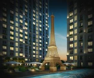 1254 sqft, 3 bhk Apartment in Kanakia Paris Bandra Kurla Complex, Mumbai at Rs. 3.9700 Cr