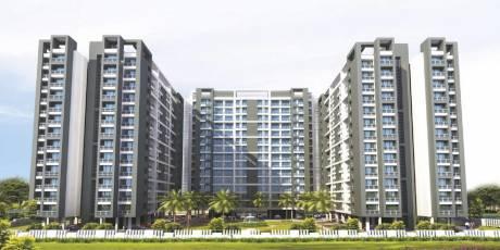 722 sqft, 1 bhk Apartment in Puraniks Tokyo Bay Thane West, Mumbai at Rs. 60.0000 Lacs
