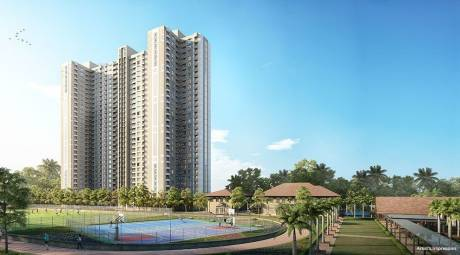 877 sqft, 1 bhk Apartment in Lodha Amara Tower 6 And 22 Thane West, Mumbai at Rs. 81.0000 Lacs