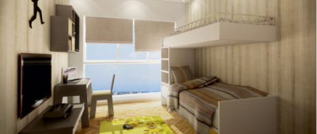1180 sqft, 2 bhk Apartment in Rajesh Torres Phase II Wing A Wing B Wing C Wing D Wing E Thane West, Mumbai at Rs. 1.2500 Cr