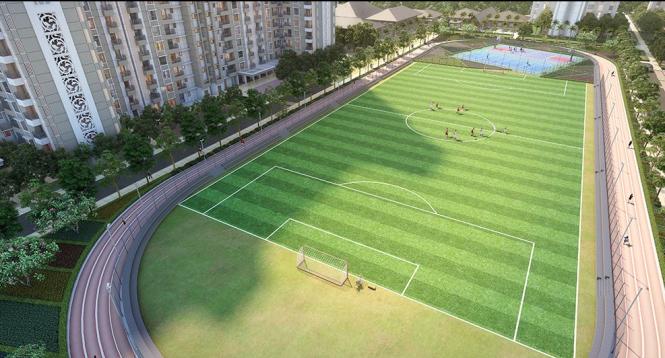 1034 sqft, 2 bhk Apartment in Lodha Amara Tower 26 27 28 30 34 35 Thane West, Mumbai at Rs. 1.1600 Cr