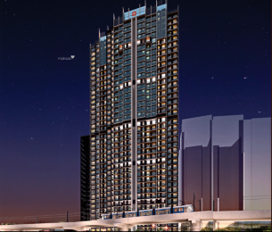 825 sqft, 2 bhk Apartment in Sethia Imperial Avenue Malad East, Mumbai at Rs. 1.1300 Cr