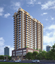 679 sqft, 1 bhk Apartment in Unique Aspen Park and Aspen Garden Goregaon East, Mumbai at Rs. 92.0000 Lacs