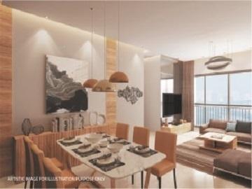 1164 sqft, 2 bhk Apartment in Ahuja Linkpark Malad West, Mumbai at Rs. 1.6600 Cr