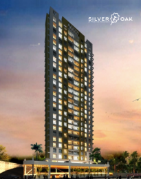 1139 sqft, 2 bhk Apartment in Prescon Silver Oak At Prestige Residency Thane West, Mumbai at Rs. 88.8235 Lacs