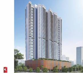 1174 sqft, 2 bhk Apartment in Romell Aether Wing B1 Goregaon East, Mumbai at Rs. 2.1100 Cr