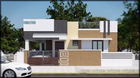 1000 sqft, 2 bhk Villa in Builder Project Kurumbapalayam, Coimbatore at Rs. 35.0000 Lacs