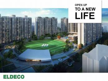 1135 sqft, 2 bhk Apartment in Eldeco Live By The Greens Sector 150, Noida at Rs. 60.0000 Lacs