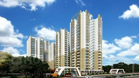 1060 sqft, 2 bhk Apartment in Wall Rock Aishwaryam Knowledge Park, Greater Noida at Rs. 36.0000 Lacs