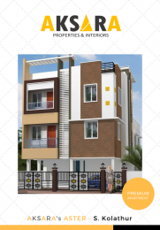 784 sqft, 2 bhk Apartment in Builder Project Madipakkam, Chennai at Rs. 36.0640 Lacs