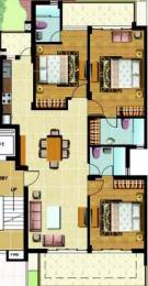 1610 sqft, 3 bhk Apartment in Omaxe Royal View Homes Dad Village, Ludhiana at Rs. 75.0000 Lacs