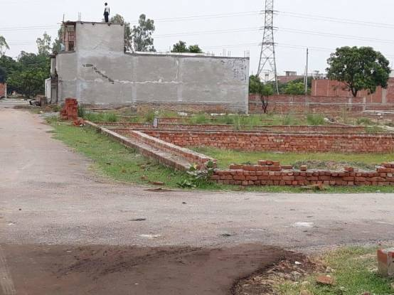 1050 sqft, Plot in Anam Green City Tindola, Lucknow at Rs. 13.1250 Lacs