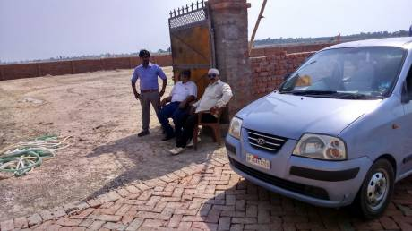 1500 sqft, Plot in Builder Hitech frm raibareli road nigohan, Lucknow at Rs. 3.7500 Lacs