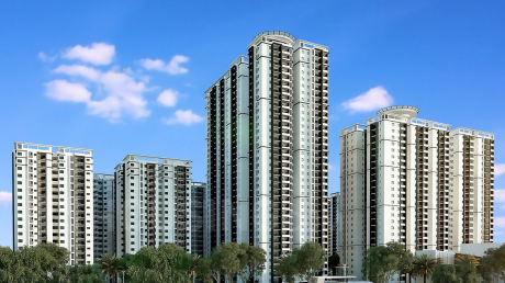 2925 sqft, 4 bhk Apartment in SMR Vinay Iconia Serilingampally, Hyderabad at Rs. 1.4625 Cr