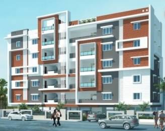 1310 sqft, 2 bhk Apartment in Pratyusha Sree Rama Residency Kukatpally, Hyderabad at Rs. 45.1950 Lacs