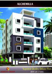 1560 sqft, 3 bhk Apartment in Builder Project Yendada, Visakhapatnam at Rs. 54.6000 Lacs