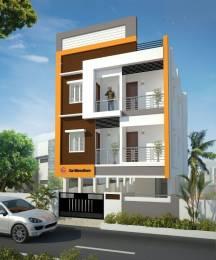 800 sqft, 2 bhk Apartment in Sai Atharva Mogappair East, Chennai at Rs. 65.0000 Lacs
