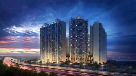 940 sqft, 1 bhk Apartment in Indiabulls Park 3 Panvel, Mumbai at Rs. 60.0000 Lacs