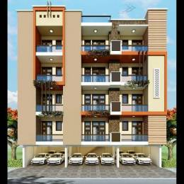 1050 sqft, 2 bhk Apartment in Builder krishna vatika Gaur City 2, Ghaziabad at Rs. 25.0000 Lacs