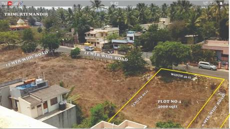 4000 sqft, Plot in Builder Project Salokhe Nagar, Kolhapur at Rs. 1.2000 Cr
