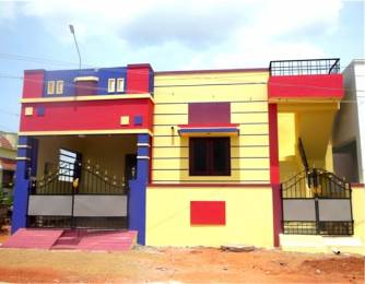 600 sqft, 1 bhk IndependentHouse in Builder Smc dtcp approved Mahindra World City, Chennai at Rs. 14.4500 Lacs